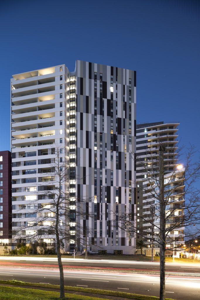Macquarie Park Village - AJ+C Architects