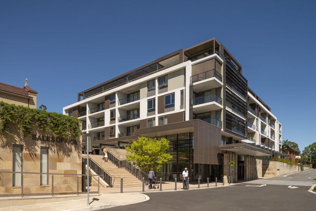 Cardinal Freeman Village - AJ+C Architects