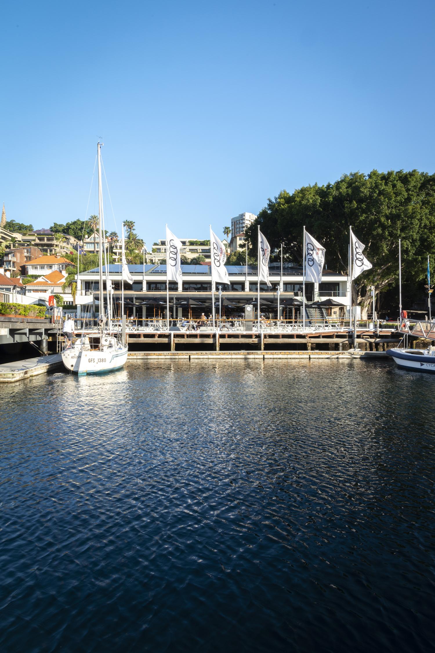 Cruising Yacht Club of Australia - AJ+C Architects
