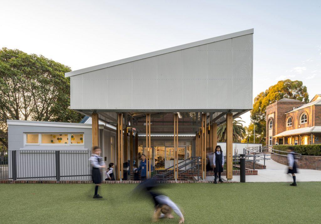 Meriden School OOSH - AJ+C Architects