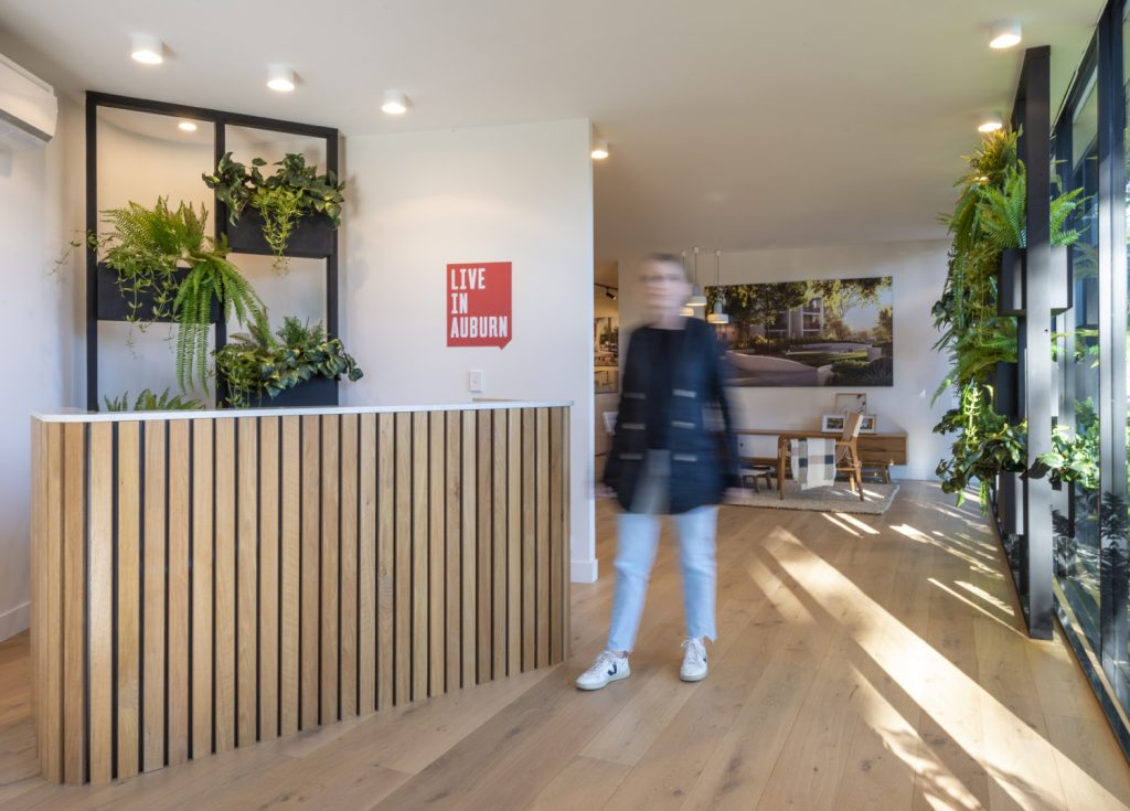 Queens St Display Suite - AJ+C Interiors