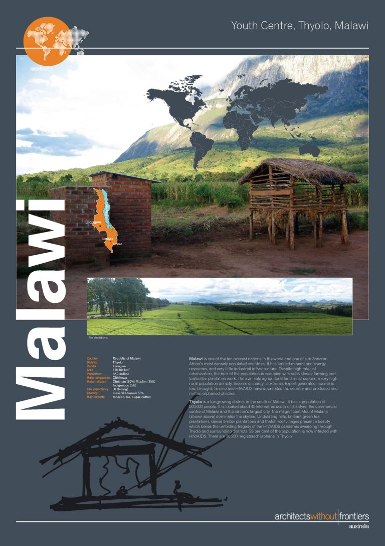 Architects Without Frontiers Exhibition -  Malawi_Page_1