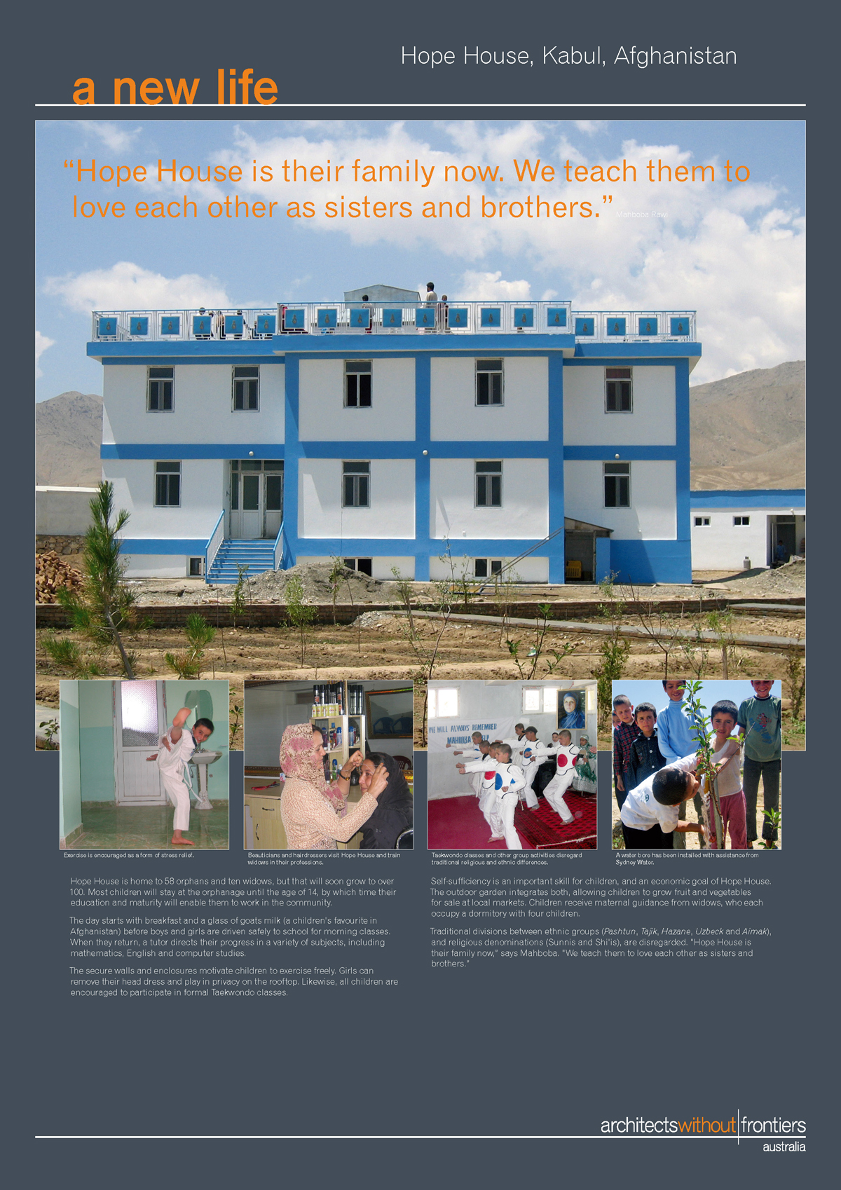 Architects Without Frontiers Exhibition -  Afghanistan_Page_7