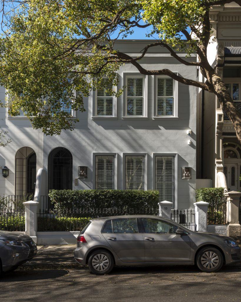 Woollahra Terrace - Philip Diment Architect
