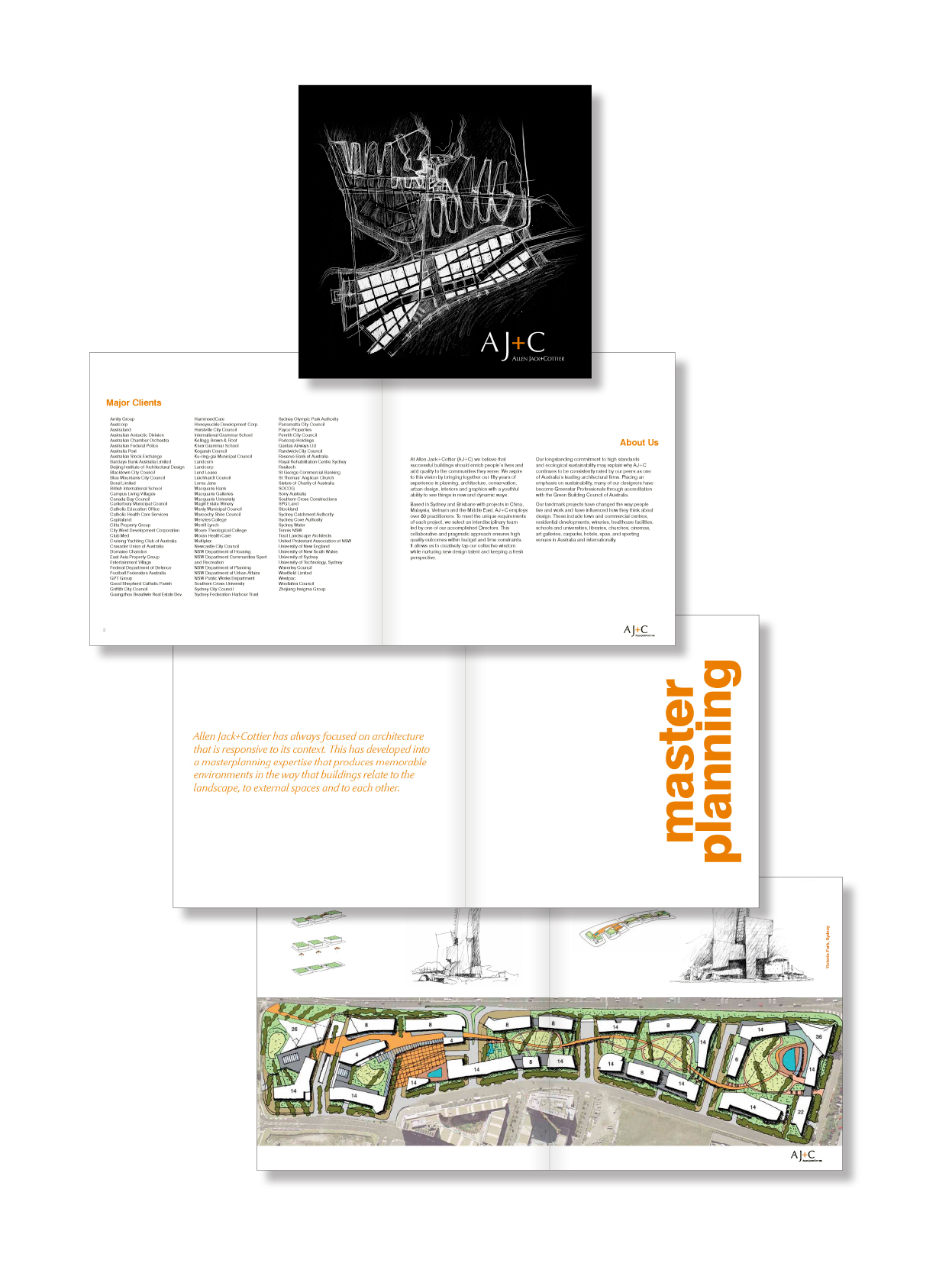 AJ+C Company Brochure
