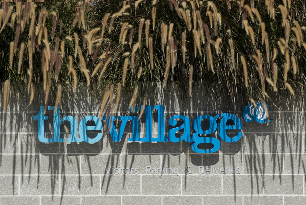 Stockland Balgowlah and The Village Signage