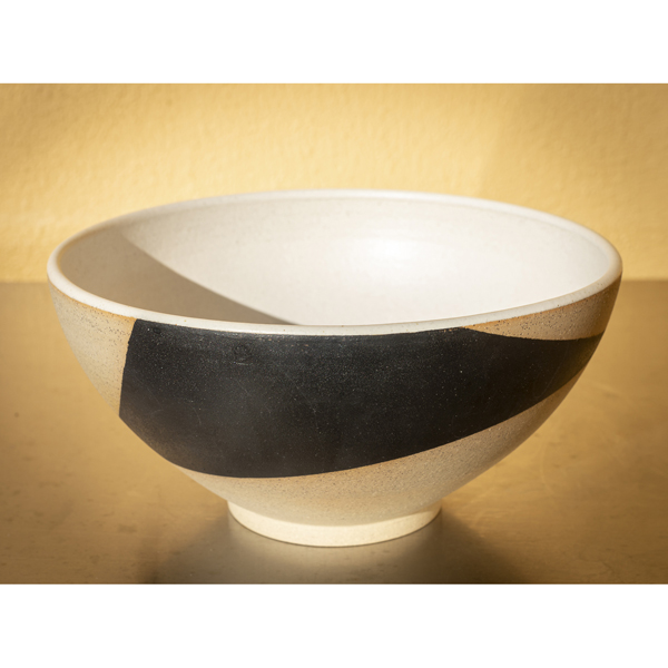 Black+White Bowl