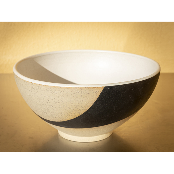 Black+White Bowl