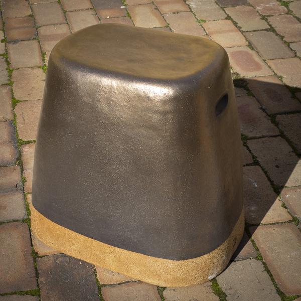 Ceramic Stool #7